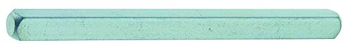Alpertec 32230060K1 Vierkantstift 10x110mm verzinkt Befestigungsstift für Drückergarnitur Türdrücker Türbeschläge Neu