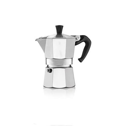 N / B Máquina de café de la Estufa, Hecha de Materiales de Contacto con Alimentos,Semi-Handcraft, Adecuado para Llamas Abiertas, Estufas eléctricas, Estufas de cerámica eléctric