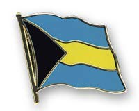 Bahamas vlaggen pin vaandels pin vlaggenpin