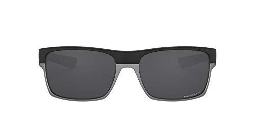OAKLEY Twoface OO9189 Gafas de sol para Hombre, Negro Mate