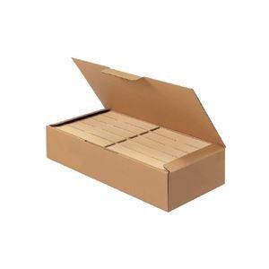 TANOSEER40クラフト封筒長370g/m2〒枠あり業務用パック1箱(1000枚)