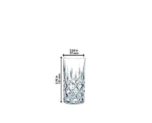 Spiegelau & Nachtmann, 4-teiliges Longdrink-Set, Kristallglas - 3