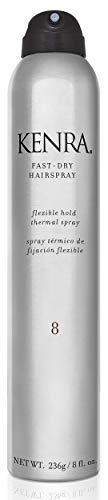 Kenra Fast-Dry Hairspray 8, 8 Ounce