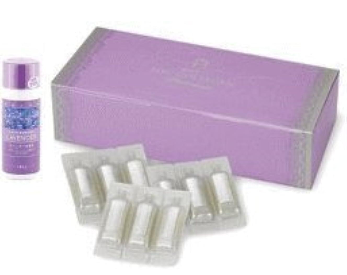 充実抵抗日食アリミノ 塗るサプリ HSCコラーゲンプラチナム 5ml×18本入 入浴剤セット