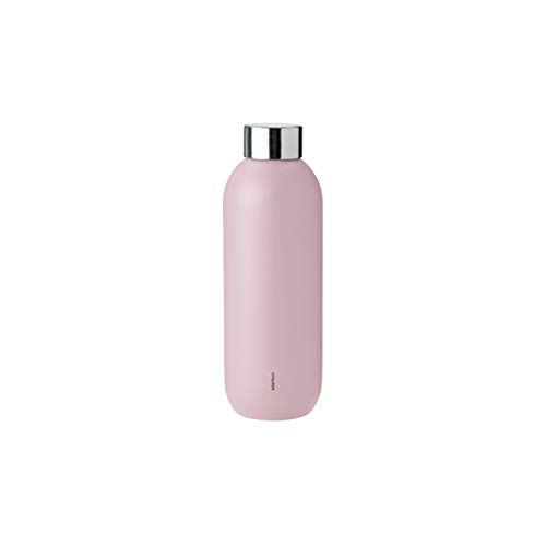 Stelton - Keep Cool Trinkflasche - Misty Rose - Daniel Debiasi & Federico Sandri