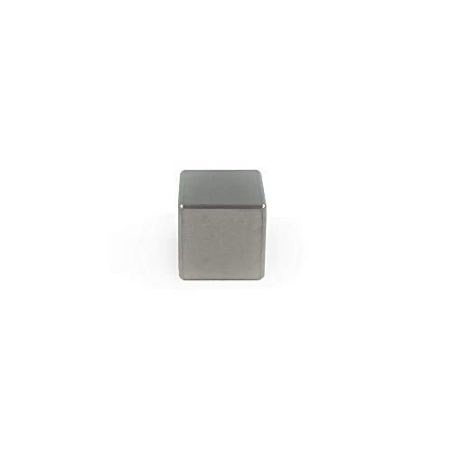 1cm Tungsten Cube - Smallest Size