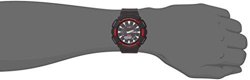 [カシオ]腕時計スタンダードソーラーAD-S800WH-4AJFメンズブラック