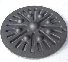 Powermat Ofenrost Gussrost Rundrost Rost Ø 21,5 cm passend für DAN SKAN Kaminöfen