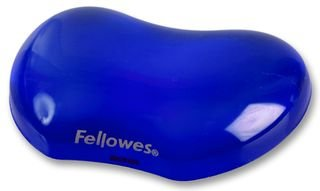 Fellowes 91177 Crystals Gel Flex-Auflage blau
