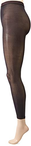 Danskin Women's Footless Tight,Black,C/D