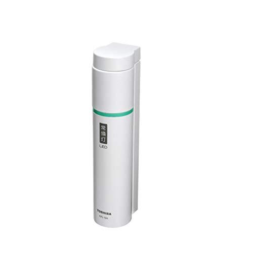 TOSHIBA LED常備灯(懐中電灯) 明るさ13ルーメン 単1形2本用(乾電池別売り) KFL-124W