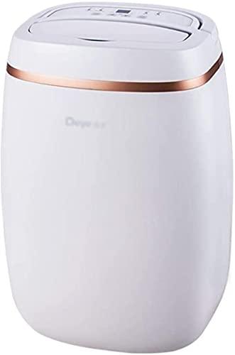 Umidificatori deumidificatore, può spegnere automaticamente il deumidificatore silenzioso, capacità di deumidificazione 12 litri, deumidificatore portatile compatto nebbia fredda umidificatore