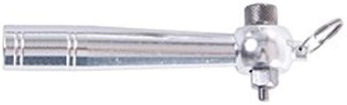 P4B | Schnellspanner für Fahrräder in Silber/Verchromt | Mit Spezialschlüssel als Diebstahlschutz | Achse = CrMo