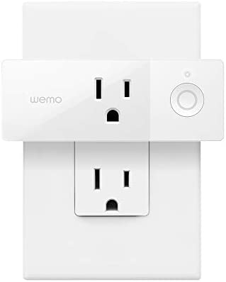 Wemo Mini Smart Plug 4-pack (Certified Refurbished)