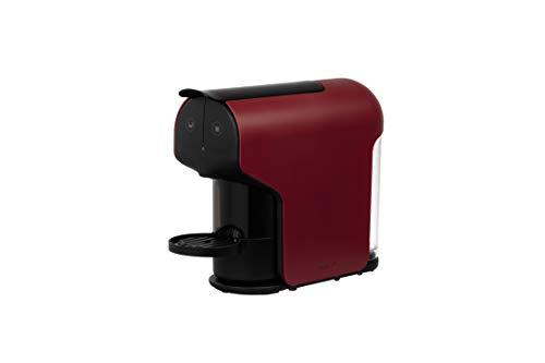 Delta Q – Kaffeekapselmaschine Quick – Rot