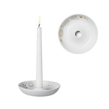 Räder Design - WINTERTAFEL Kerzenhalter - Kerzenständer Ø 14,5 cm Höhe 3 cm