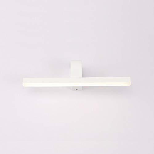 HIL Tra Muur badkamerlamp A spiegel, make-uptafel, spiegel voor de kaptafel met LED-verlichting, wandlamp