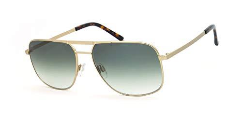 Rodenstock Sonnebrille Gafas, Light gold, havana, Large para Hombre