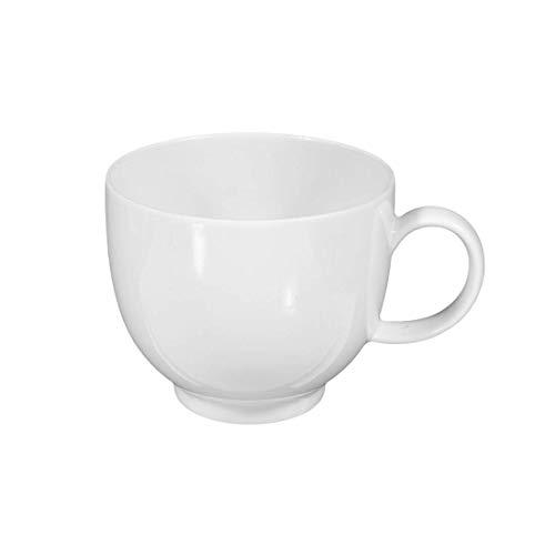 Seltmann Weiden 001.039588 Sketch - Kaffeeobertasse/Kaffeetasse - 0,22 l - Porzellan - weiß