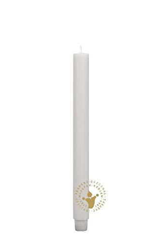 Stabkerzen Durchgefärbte Hell-Leinen 290 x 26 mm, 1 Stück, Premium Kerzen von Jaspers Kerzen