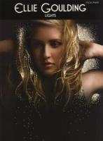 Ellie Goulding: Lights: Songbook für Gesang, Klavier, Gitarre (Pvg)
