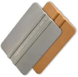 Squeegee 3 Inchx4 Inch Silver Nylon Hd Rc-4