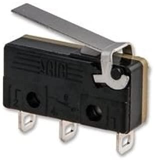 SAIA-BURGESS XCG3-J1-Z1 Micro Switch, Lever, 1CO, 6A, 250V