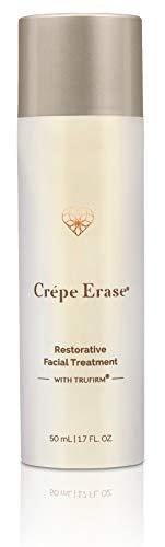 Crepe Erase Advanced Restorative Facial Treatment With Trufirm Complex, Original Citrus, 1.7 Fl Oz