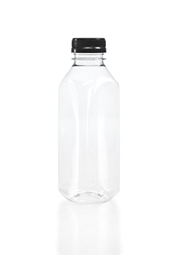 juice bottles plastic - 1