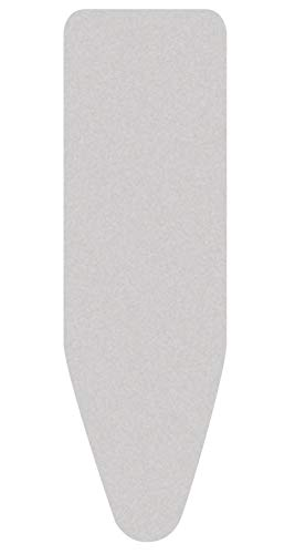 Funda de planchar C, 124 x 45cm, , Metalizado, Set completo