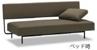 フランスベッド ソファーベッドシリーズ(MOVEin'terior) レジーファⅡ ブラウン色 お客様設置品