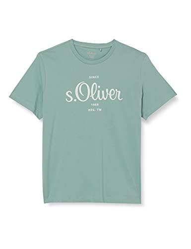 s.Oliver Big Size Herren 131.10.106.12.130.2105470 T-Shirt, 7224, 4XL