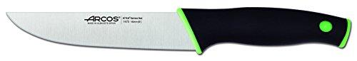 Arcos 147300 Duo Cucina, Acciaio Inossidabile, Nero E Verde