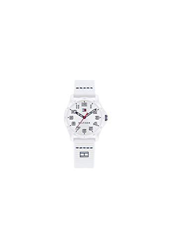 Tommy Hilfiger Reloj Analógico para Unisex niños de Cuarzo 1791691