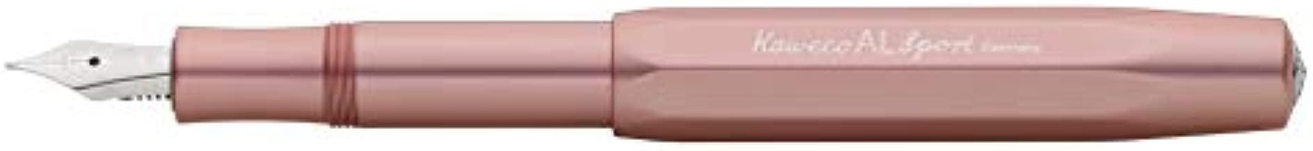 Kaweco AL Sport Fountain Pen Rose Gold Medium Nib