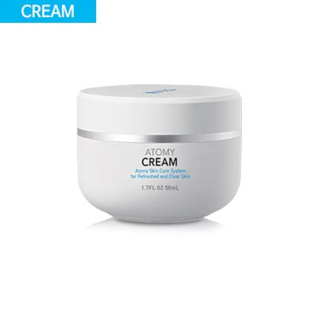 蒸発悲劇応答[ATOM美] Cream (栄養クリーム) 50ml