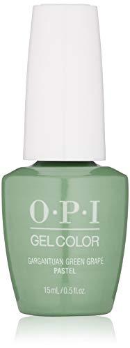 OPI Gel Vernis à Ongles Gargantuan Green Grape Pastels 15 ml