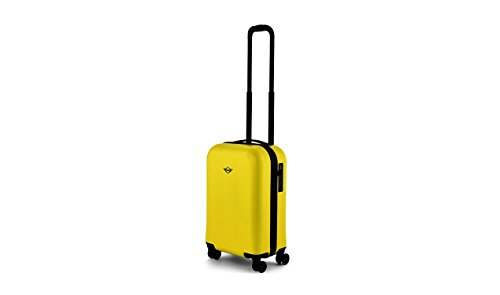Wing Logo Spinner Hard Shell Cabin Trolley Suitcase 37L Lemon 80222445678