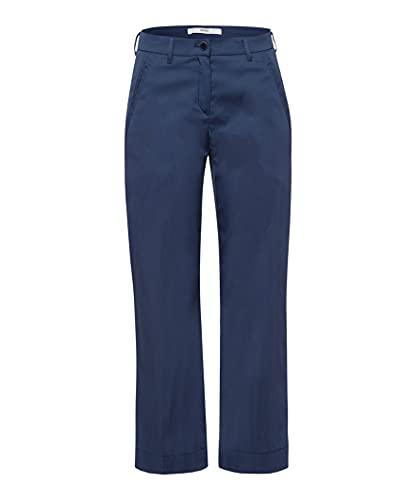 BRAX Maine S Light Techno Cotton Pantaloni, Blu (Indigo 23), W32/L32 (Taglia Unica: 42) Donna