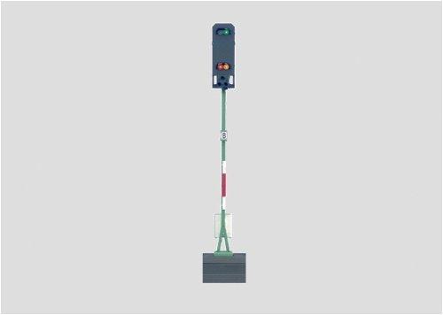 Märklin 76393 Lichtsignale für H0-AnlagenH0 Lichthauptsignal der DB