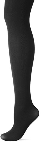 Hudson Micro 50 Shape Damen-Strumpfhose, Feinstrumpfhose matt & semi-blickdicht, 50 den Optik, Shaping für Bauch, Beine & Po (schwarz), Menge: 1 Stück