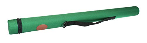 Kingfisher Fly Fishing Rod Tube for Travel and Storage- Single Rod Only