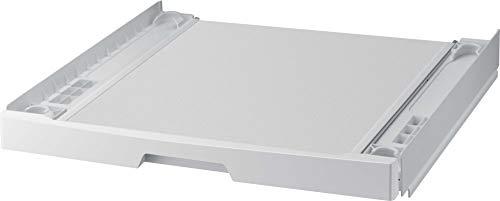 Samsung SKK-UDW - Juego de accesorios originales Samsung para conectar la lavadora y la secadora cómodamente y la bandeja extensible hasta 15 kg
