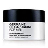 Professional Mens Skin Care Hydrating Moisturiser / Cuidado de la piel de hombres profesional hidratante crema hidratante 50ml Made in Spain