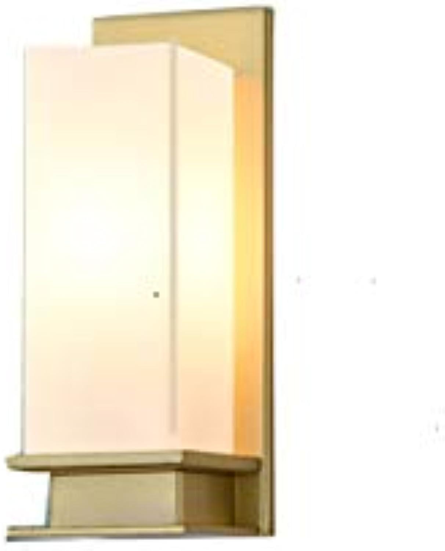 HDOH Odome American Postmodern Nachttischlampe Wandleuchte Persnlichkeit kreative Wohnzimmer Lampe Lampe Treppenhaus einfache Schlafzimmer Lampe (gre   7.5x7x20cm)