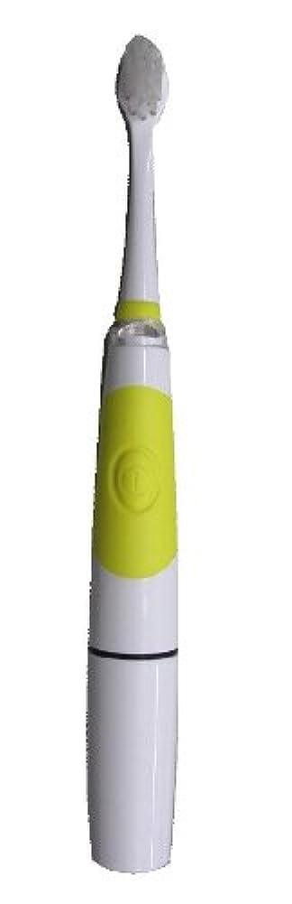 リズム医師合計ヤザワ 子供用電動歯ブラシ LED内蔵 オートオフ機能付 KIDS11YL
