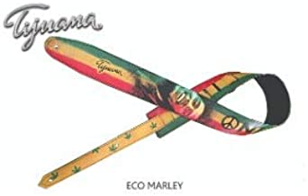 Bob Marley Guitar or Bass Strap (Eco-Leather)