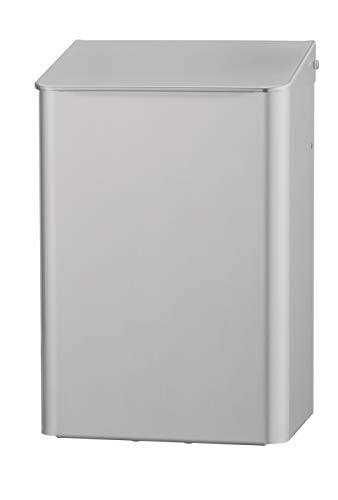 ALLCARE 8200 MediQo-line MQWB6A Abfallbehälter geschlossen Aluminium, 6L
