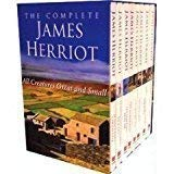THE COMPLETE JAMES HERRIOT Box Set 1-8