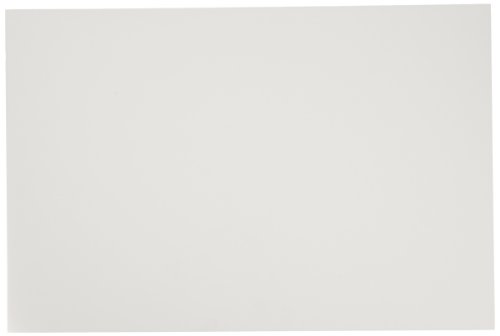Crescent 99 Illustration Board 14 ply - 20 x 30 inches - Pack of 10 - White - 405105